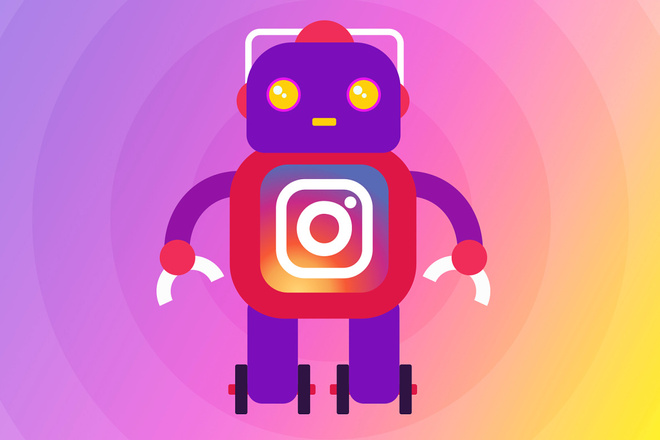 Instagram бот 1 - kwork.ru