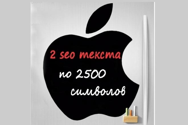 Копирайтер. Seo текст 5000 символов 1 - kwork.ru