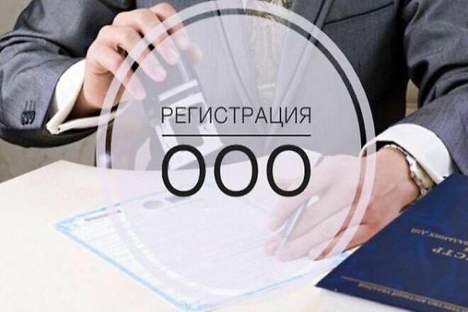 Подготовка пакета документов для регистрации ООО 1 - kwork.ru