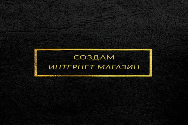 Сделаю интернет-магазин 25 - kwork.ru