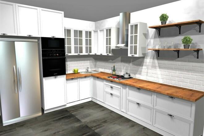 Проектирование корпусной мебели 34 - kwork.ru