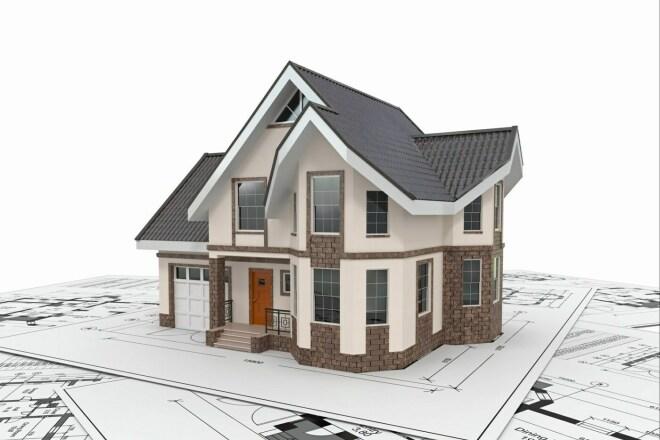 Индивидуальные проекты частных домов фото