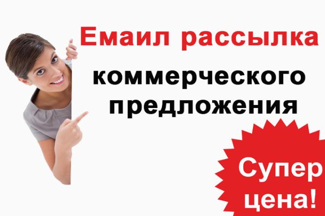Рассылка вашего предложения на корпоративные почты компаний и сайтов 1 - kwork.ru