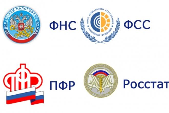 Нулевая налоговая декларация для ИФНС, ПФ и ФСС 1 - kwork.ru