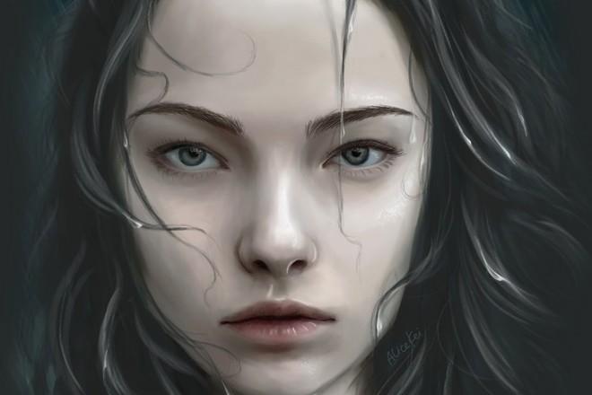 Рисую цифровые портреты по фото 51 - kwork.ru