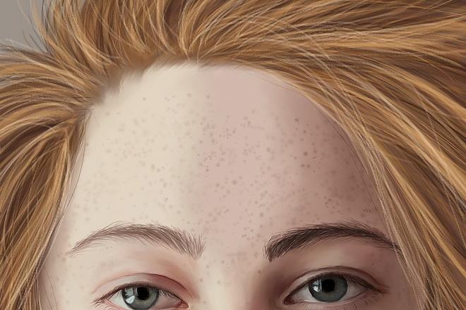 Рисую цифровые портреты по фото 56 - kwork.ru