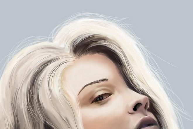 Рисую цифровые портреты по фото 57 - kwork.ru