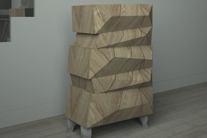 3д моделирование мебели 11 - kwork.ru