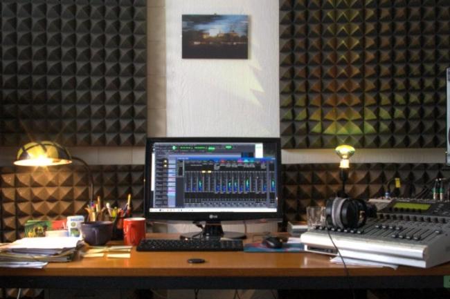 Обработка аудио, импорт звуковой дорожки из видео 1 - kwork.ru