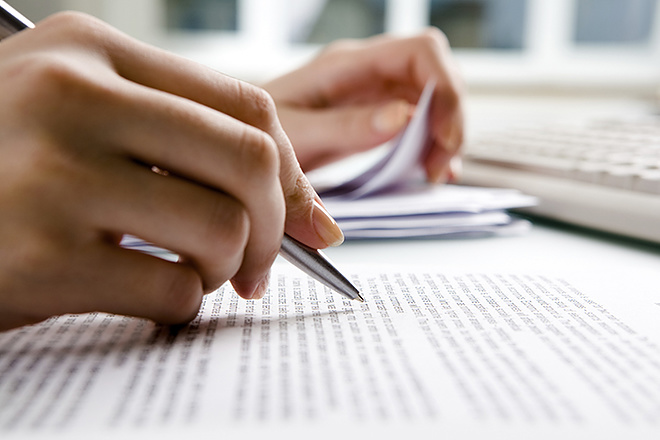 Редактирование и корректура Ваших текстов любого уровня сложности 1 - kwork.ru