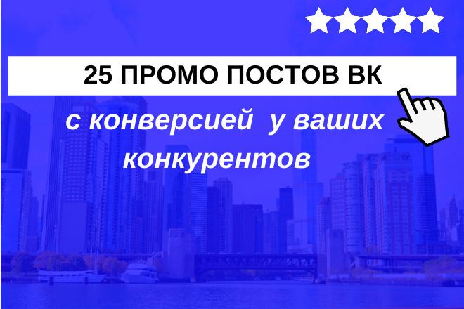25 лучших промо постов от ваших сильных конкурентов 1 - kwork.ru