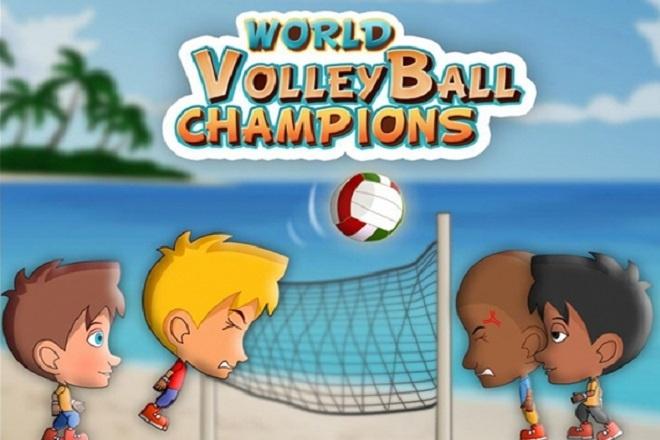 Исходник игры Volleyball. Unity 1 - kwork.ru