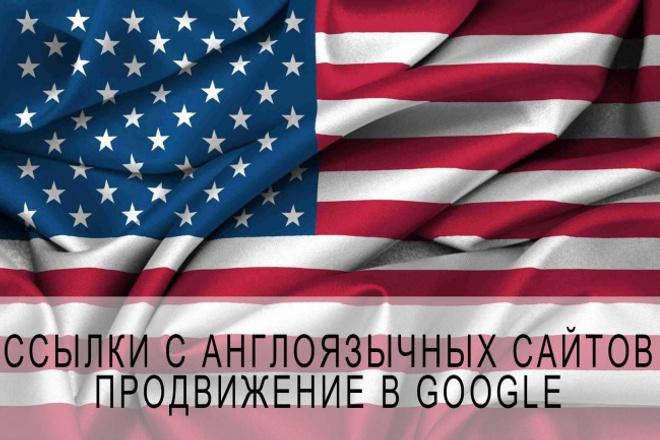 Англоязычная вечная ссылка 1 - kwork.ru