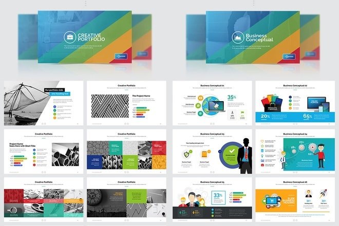 Сделаю презентацию в PowerPoint 3 - kwork.ru