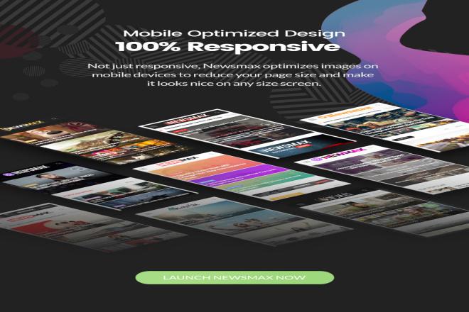 5 Новостных премиум Wordpress тем 4 - kwork.ru
