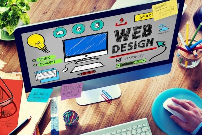 Консультация по веб-дизайну 1 - kwork.ru