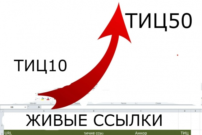 Размещение 450 вечных ссылок, открытых для индексации поисковиками 1 - kwork.ru