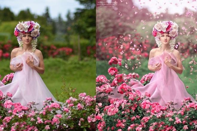 Обработка фото любой сложности 15 - kwork.ru