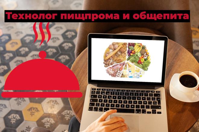 Напишу статьи про пищевые продукты и производство 1 - kwork.ru