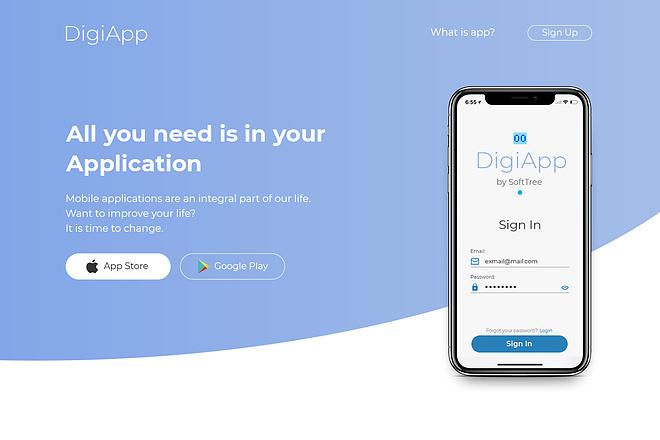 Дизайн сайтов в Figma. Веб-дизайн 22 - kwork.ru