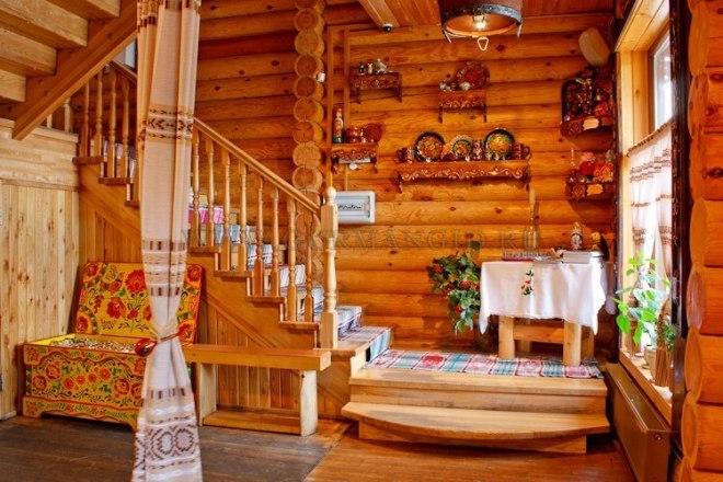 Создам визуализацию зала в старорусском стиле 4 - kwork.ru