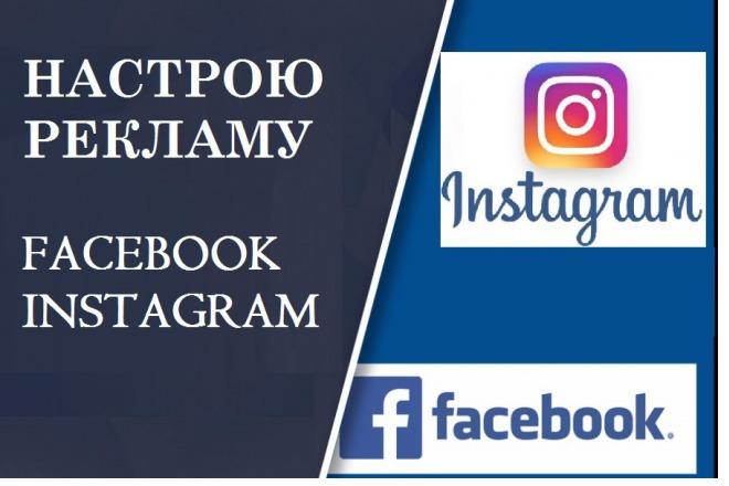 Настрою рекламу в Facebook 1 - kwork.ru