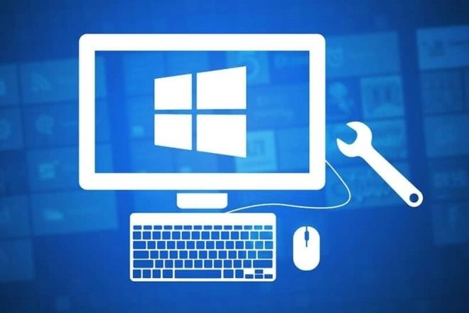 Удаленная переустановка любой версии Windows 7, 8, 10 1 - kwork.ru