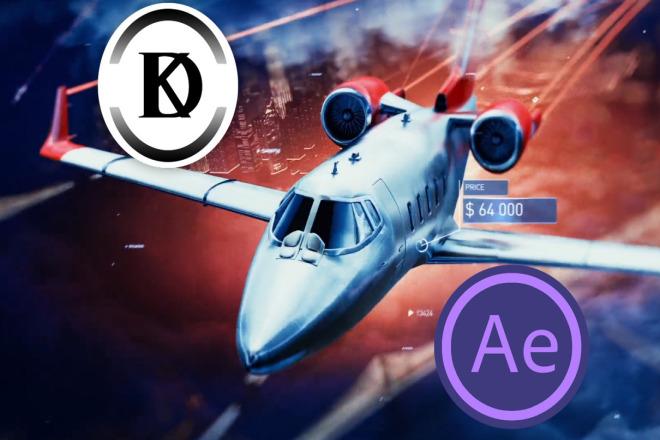 Создам эффектную видео презентацию Вашего проекта 5 - kwork.ru