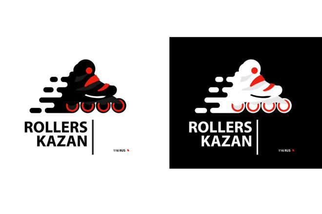 Логотип с нуля 10 - kwork.ru