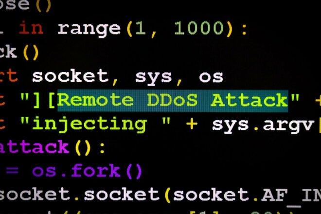 Защита сайта от DDOS атак 1 - kwork.ru