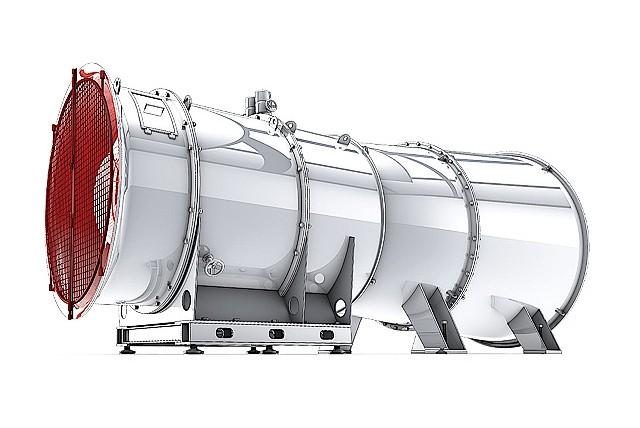 3D модель промышленного оборудования + рендер фото