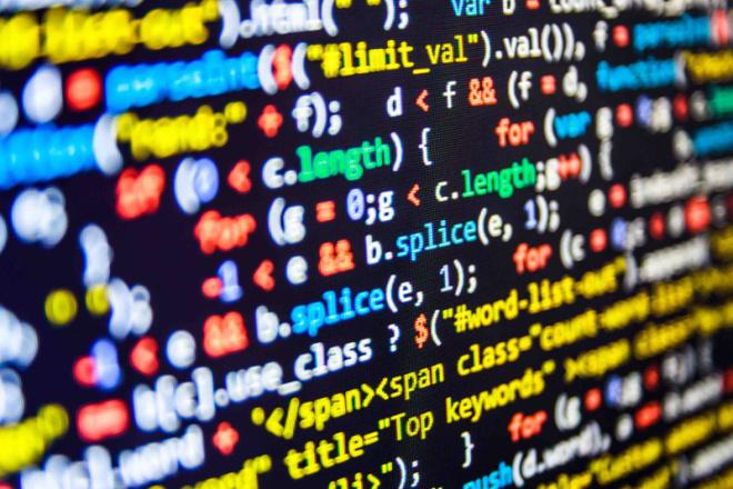Обучение программированию. Помощь по информатике 1 - kwork.ru