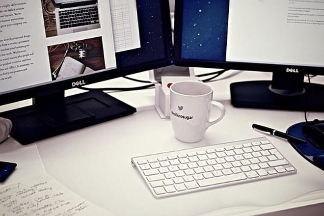Поиск информации в интернете 1 - kwork.ru