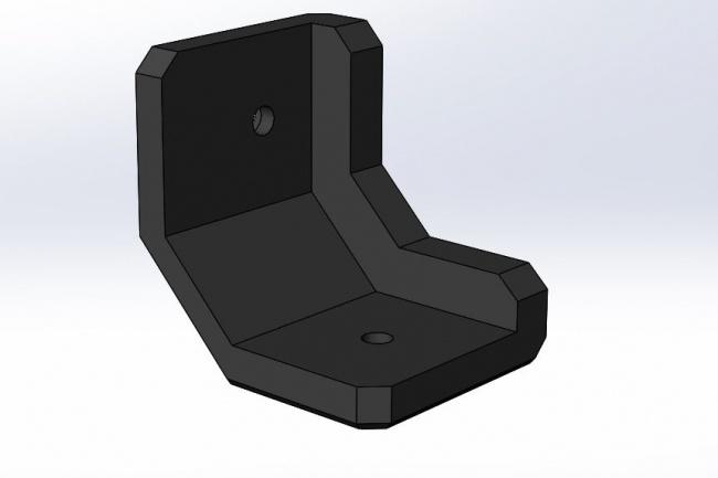 3d модель по чертежу 6 - kwork.ru