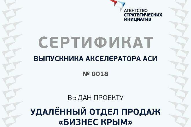Только в2в продажи. Холодные звонки 100 шт 1 - kwork.ru