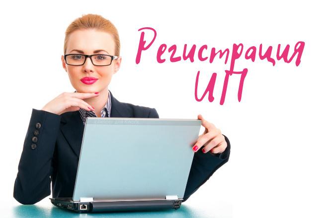 Сделаю документы для регистрации ИП 1 - kwork.ru