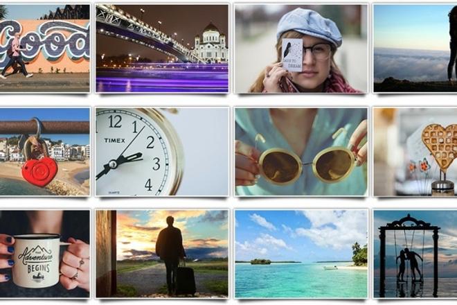 15.500 высококачественных изображений + Бонусы 8 - kwork.ru
