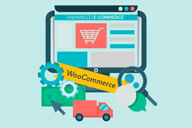 Расширенная электронная торговля Google Analytics для WooCommerce 1 - kwork.ru