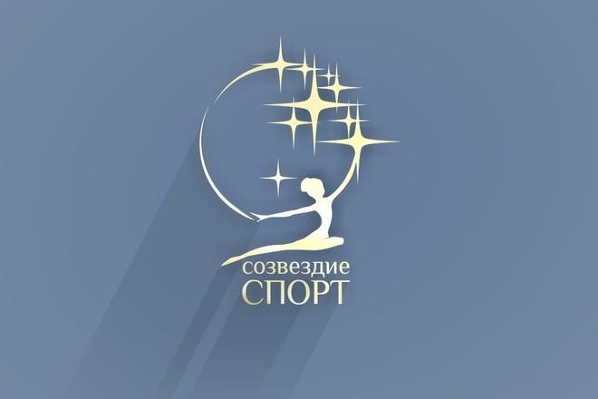 Логотип 64 - kwork.ru