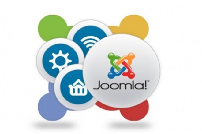 Напишу одно простое расширение для CMS Joomla 3x 1 - kwork.ru