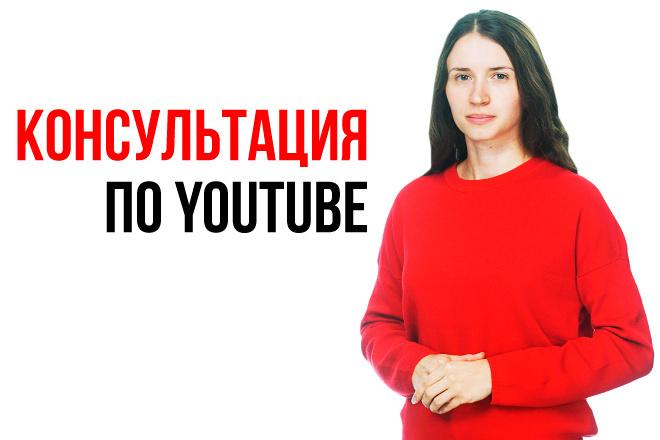Консультация по Skype. Расскажу как стать популярным на YouTube 1 - kwork.ru
