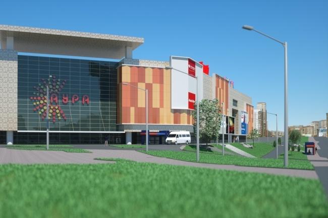 3Д архитектурная визуализация 2 - kwork.ru