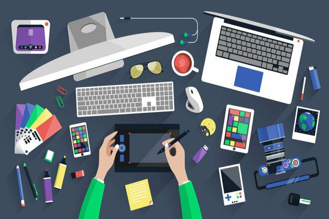 База данных частных дизайнеров и студий 2019г 1 - kwork.ru