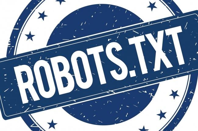 Создам правильные robots.txt + sitemap.xml на сайт 1 - kwork.ru