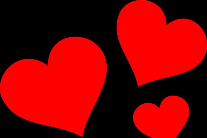 Признание в любви. Трогательное письмо 1 - kwork.ru