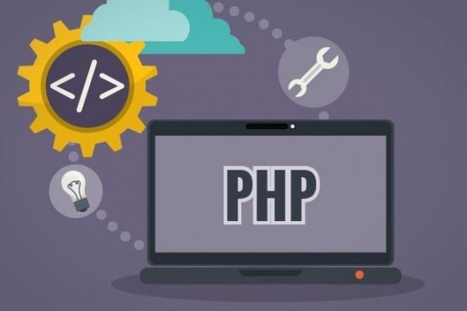 Разработка или доработка кода на PHP 1 - kwork.ru