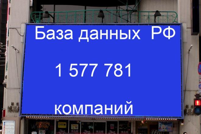 База данных компаний 338 города России 1 - kwork.ru