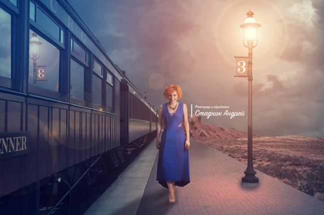 Профессиональная обработка изображений любой сложности в фотошопе 3 - kwork.ru