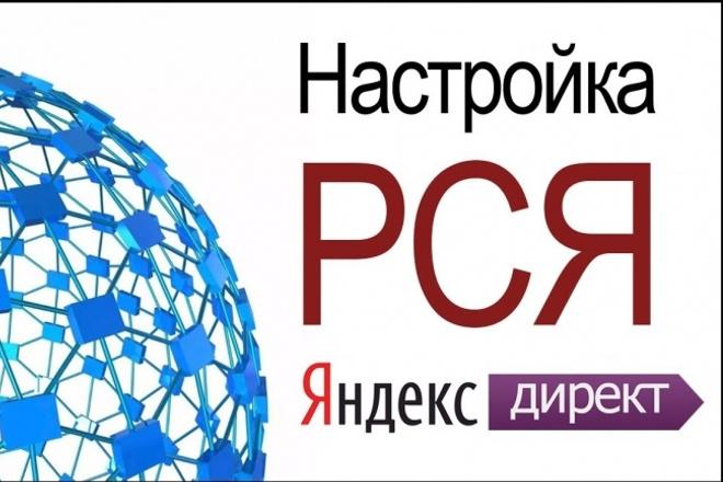 Яндекс Директ РСЯ под ключ 1 - kwork.ru