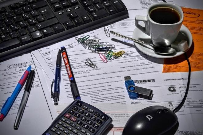 Ведение бухгалтерии удаленно 1 - kwork.ru